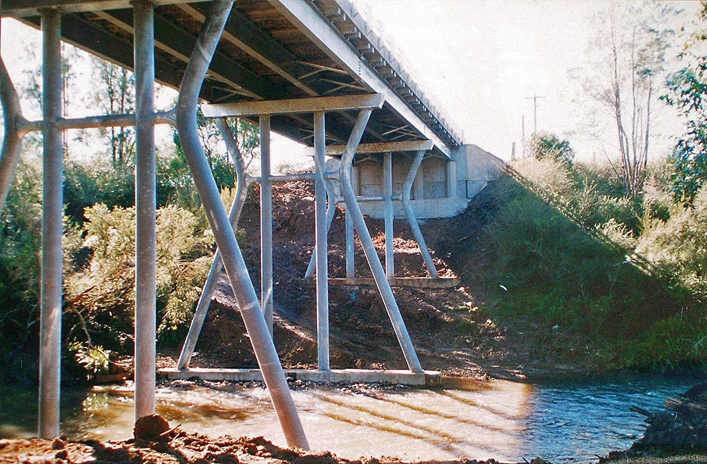 Belbourie Bridge